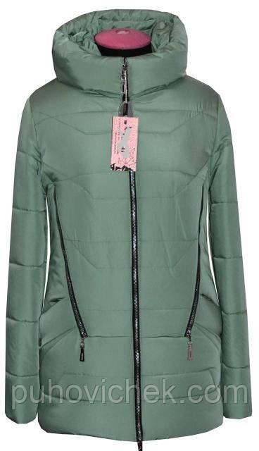 Модные зимние куртки женские молодежные