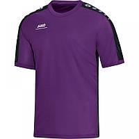 Футболка гандбольная Striker  (purple/black)