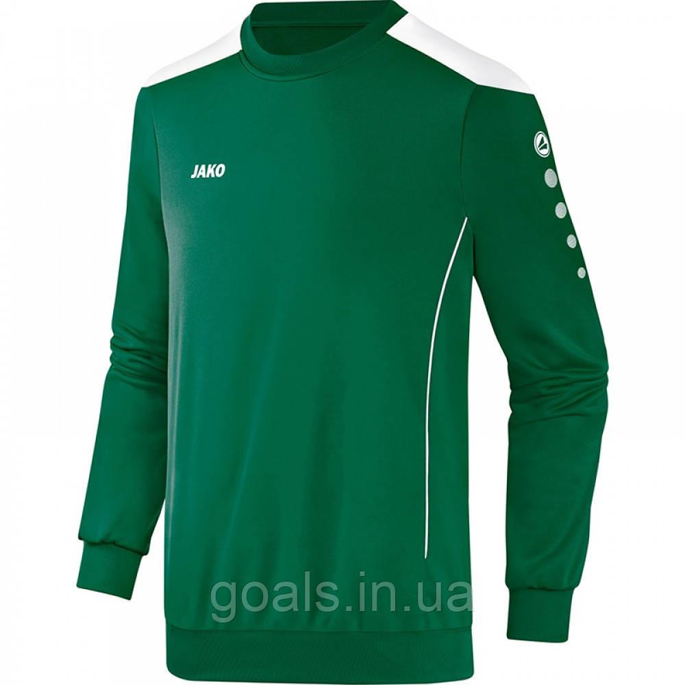 Свитер Сup (green/white)