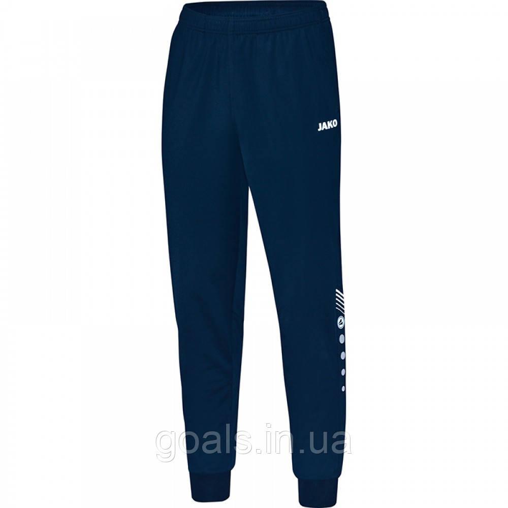 Полиэстеровые штаны Pro (navy/white)