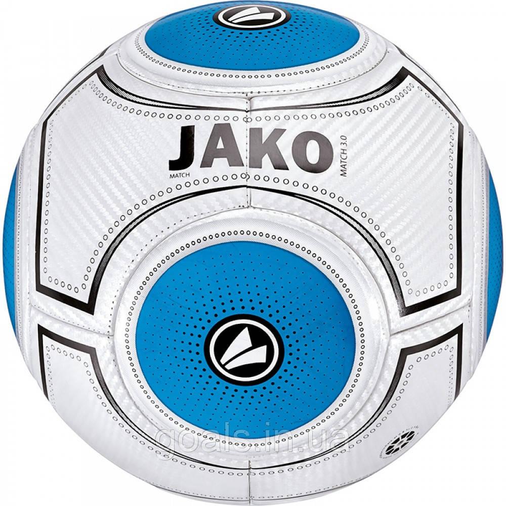 "Футбольный мяч ""JAKO""  (white/JAKO blue/black)"