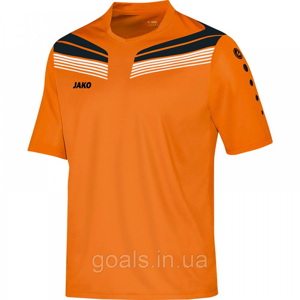 Спортивная футболка Pro (neon orange/black/white)