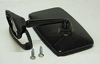 Зеркало боковое ВАЗ 2101, 2102, 2103, 2106 Завод Ароки черное на ножке (1шт) вакуум упаковка