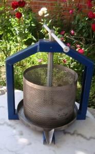 Пресс для сока 6 литров (Полтава)