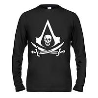 Лонгслив с лого Assassin's Creed 4