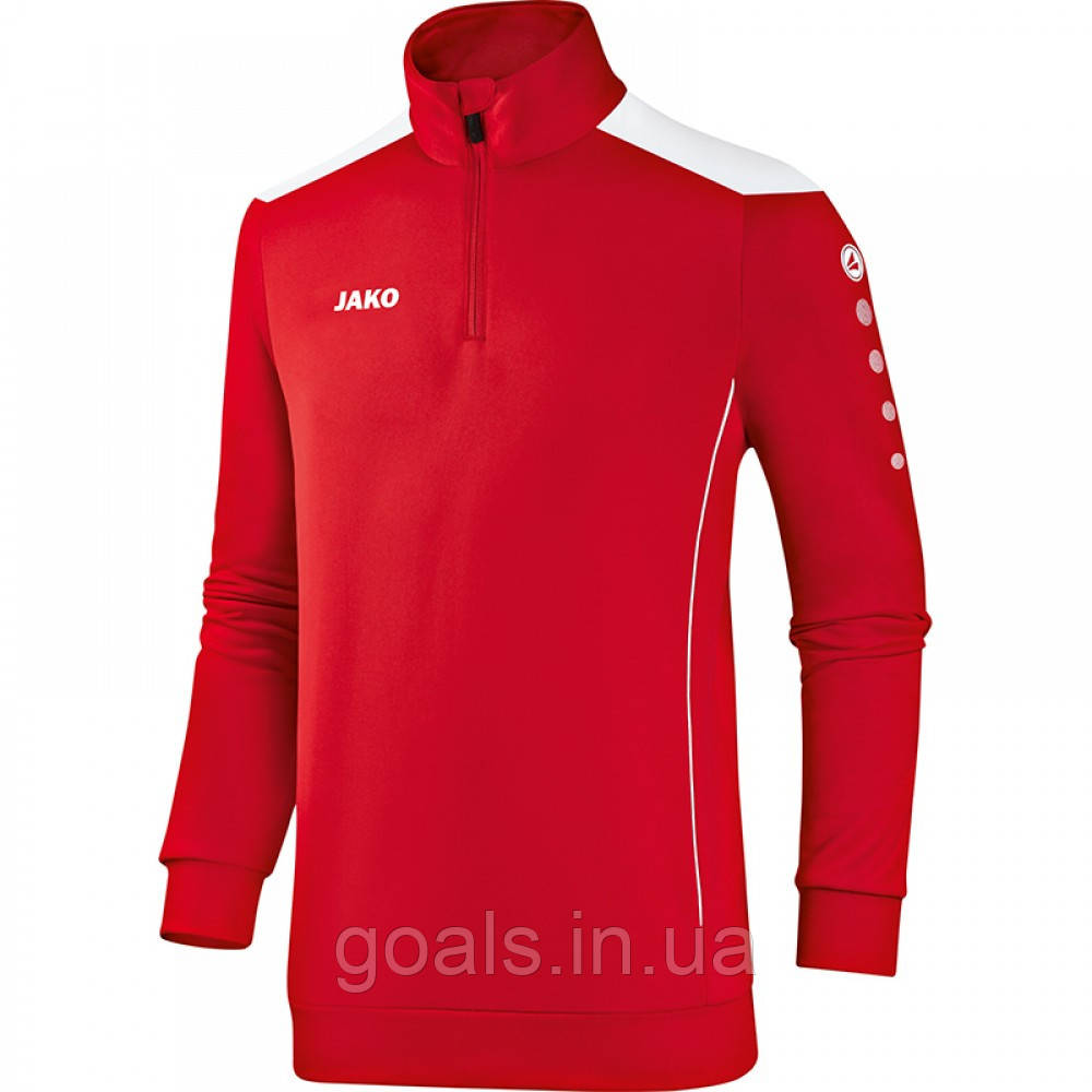 Реглан Zip top Cup (red/white)