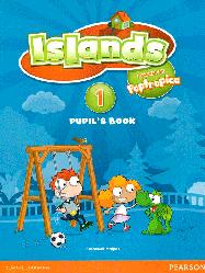 Islands 1 Pupil's Book + PinCode
