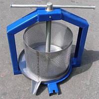 Пресс винтовой для сока 8 литров (Полтава)