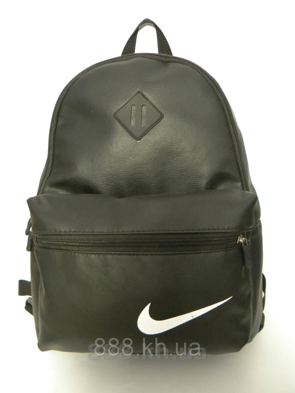 Стильный городской рюкзак NIKE, рюкзак кожаный, черный кожаный рюкзак не оригинал