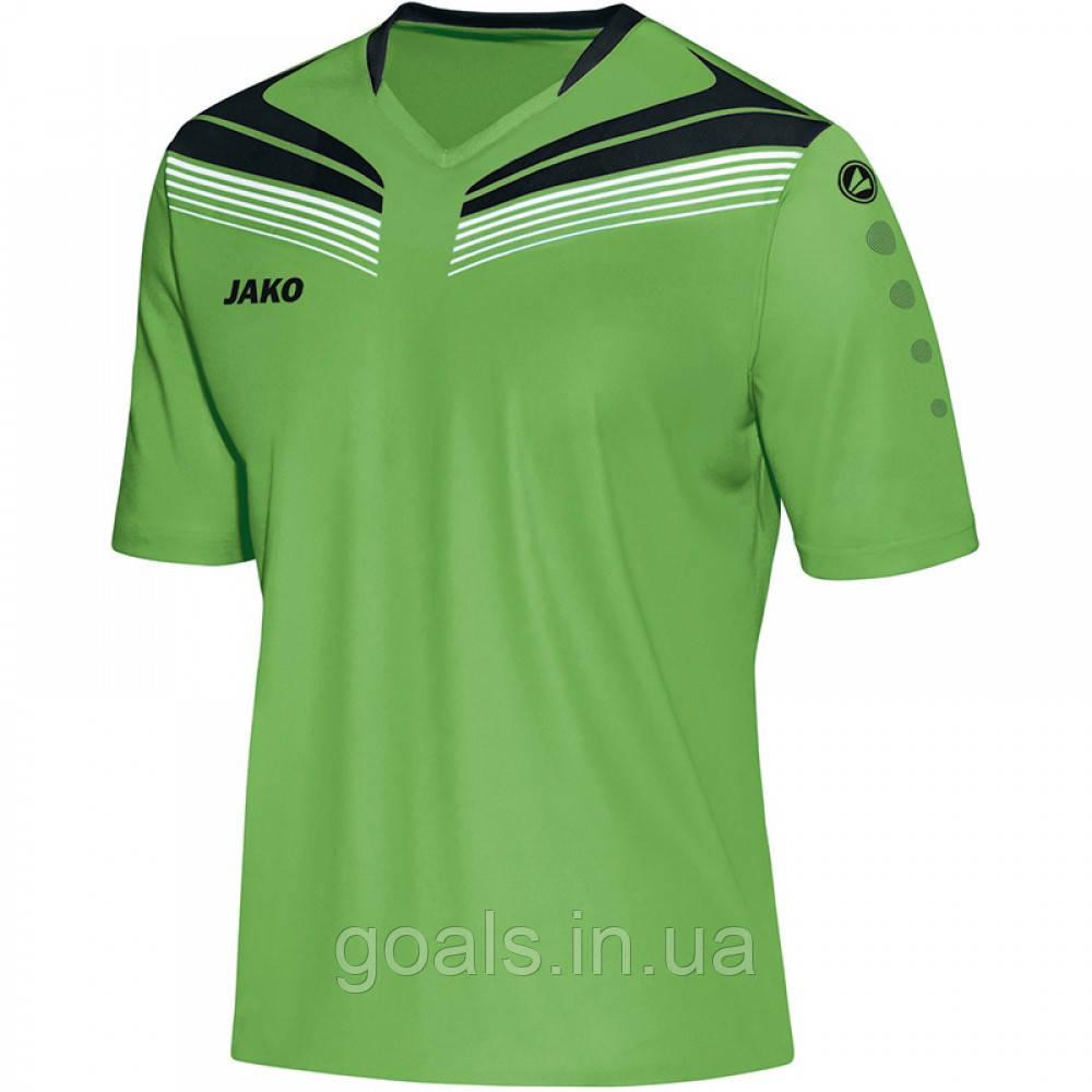 Спортивная футболка Pro  (soft green/black/white)