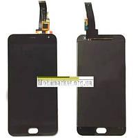 Модуль (сенсор + дисплей LCD) Meizu M2/M2 mini чорний