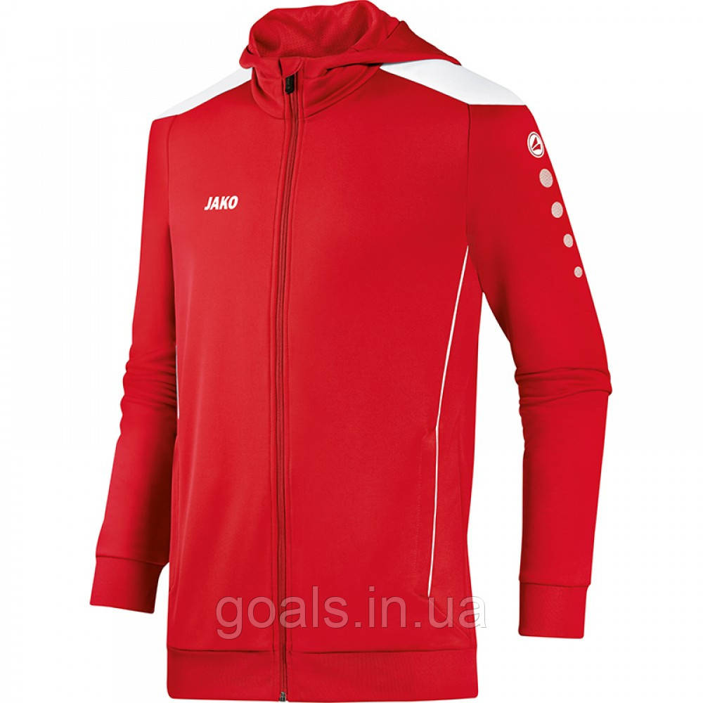 Куртка с капюшоном Cup (red/white)