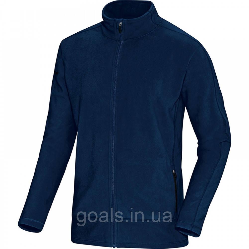 Куртка флисовая Team (navy/black)
