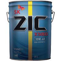 ZIC X5000 10W-40 20л
