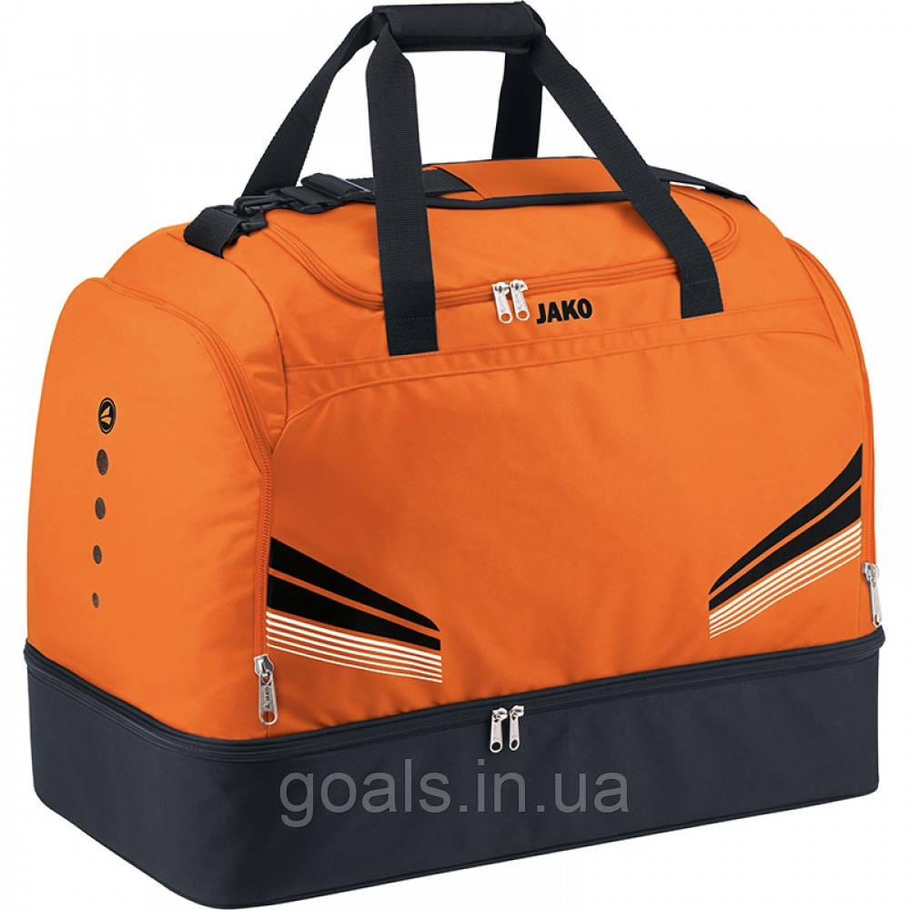 Сумка Large Pro (neon orange/black/white)