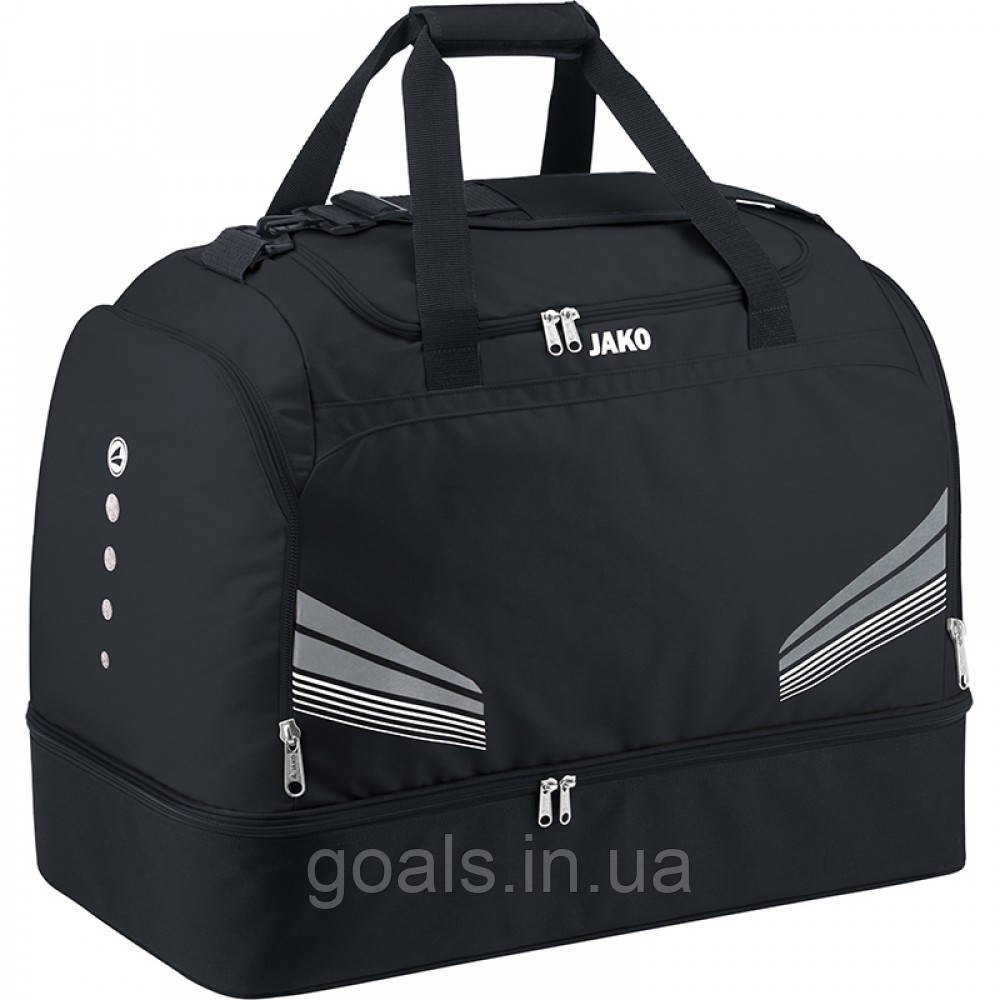 Сумка Large Pro (black/grey/white)
