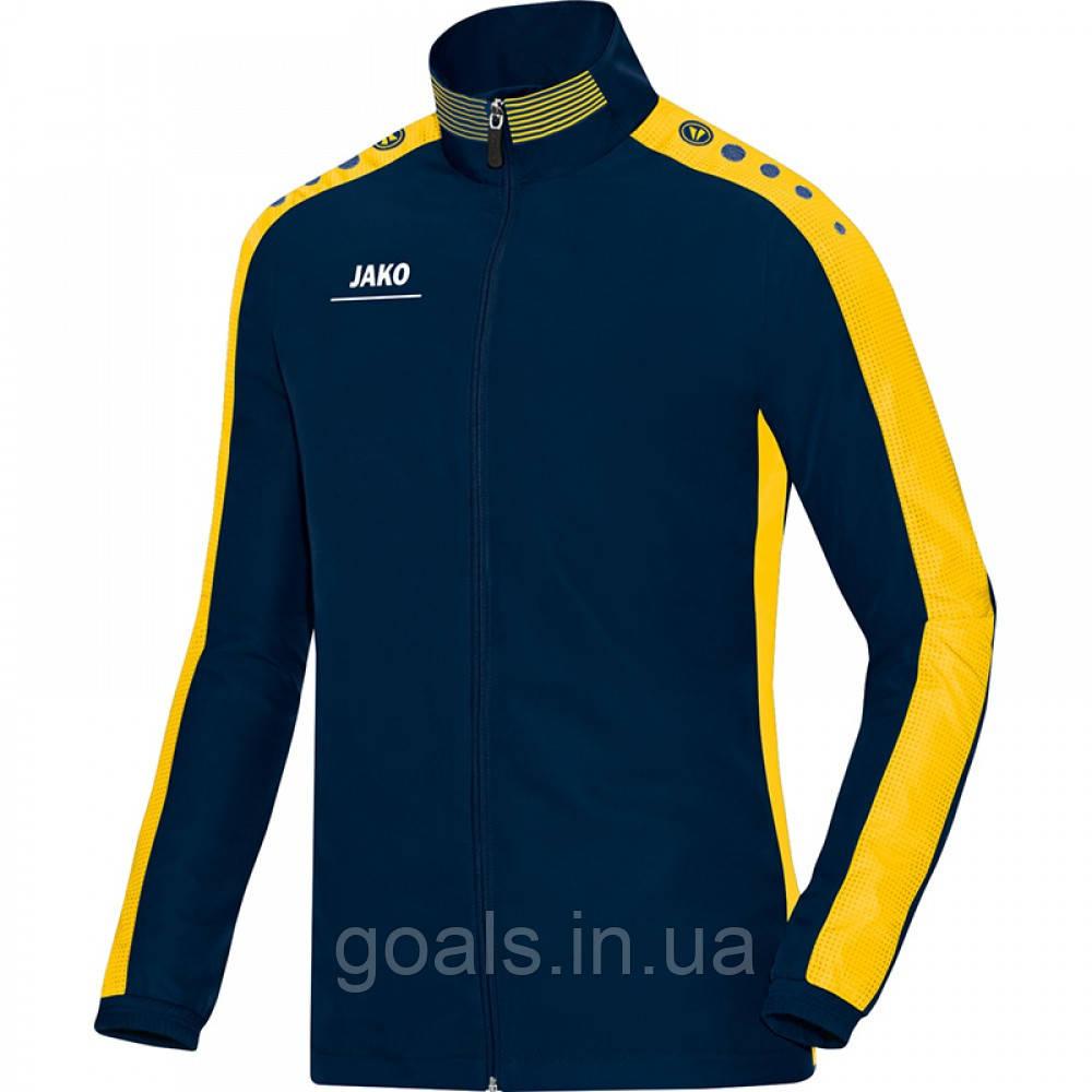 Презентационный костюм серии Striker (navy/yellow)