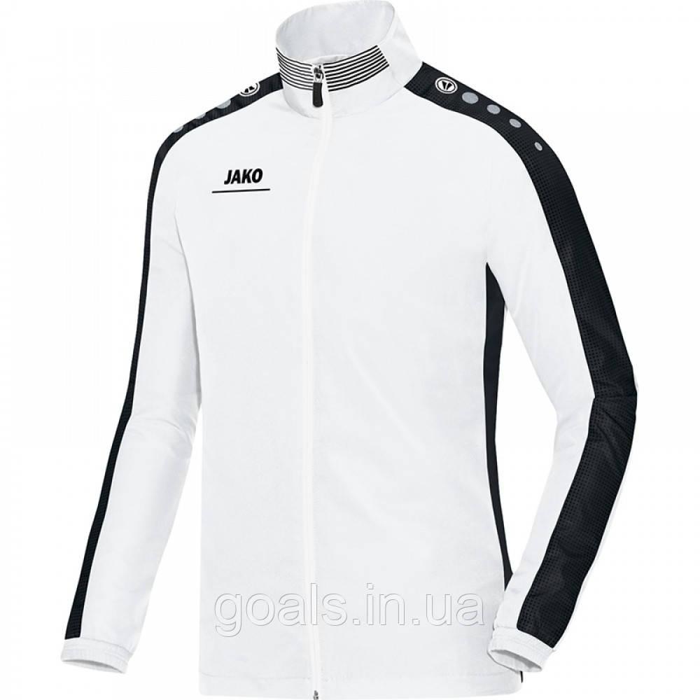 Презентационный костюм серии Striker (white/black)