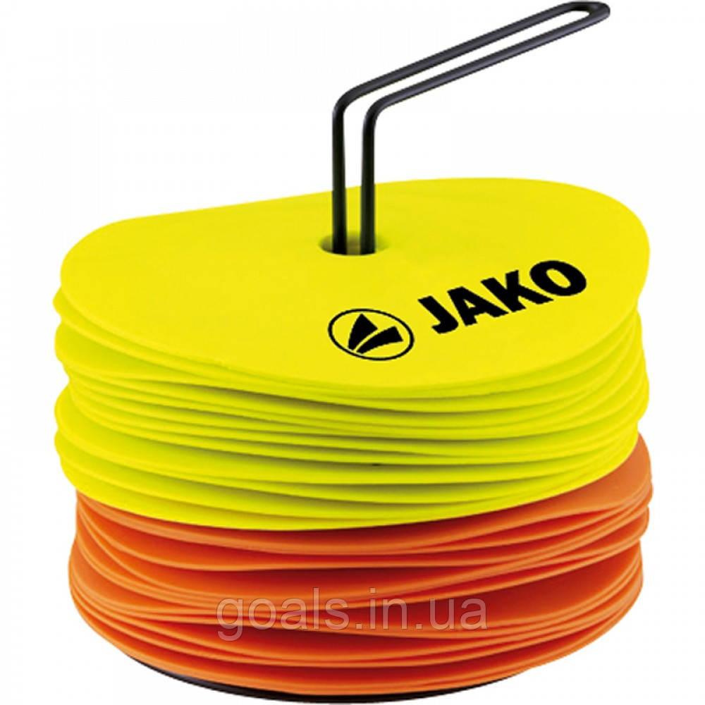 Маркерные диски (neon yellow/neon orange)