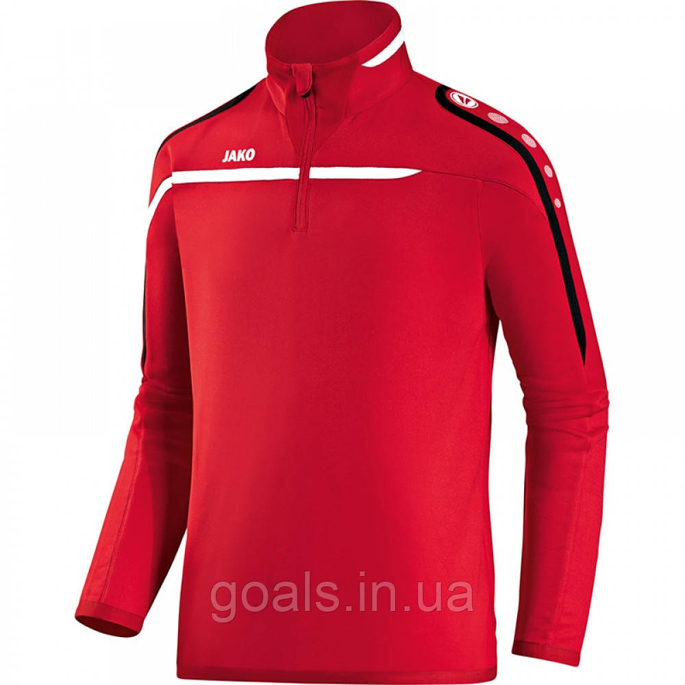 Zip top Performance (red/white/black)