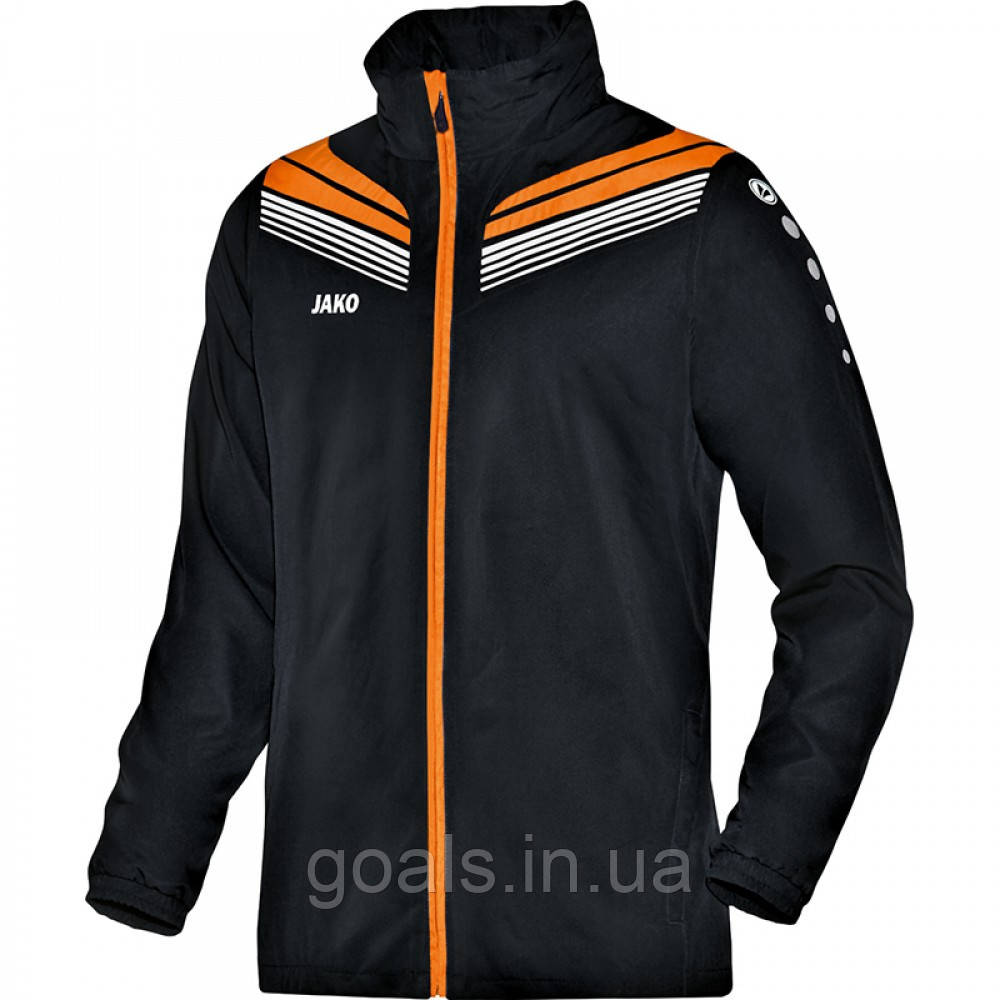 Дождевик Pro (black/neon orange/white)