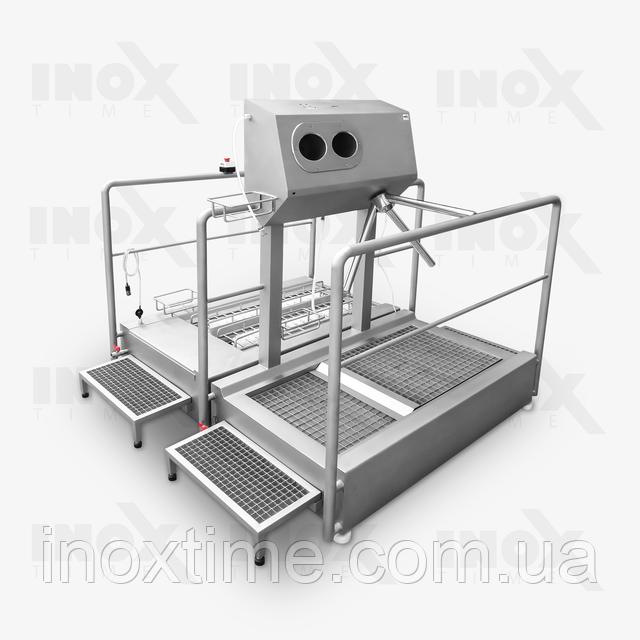 Новая модель санпропускника модель СПД 06.01
