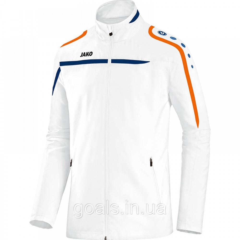 Презентационный костюм серии Performance (white/navy/neon orange)