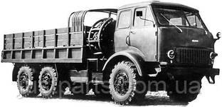 КрАЗ-253/259 – секретна розробка з революційними нововведеннями