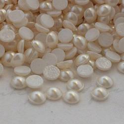 Половинки перли 2080/4, ss 34(7,5 мм), Cream Pearl