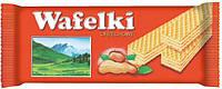 Вафли с ореховым вкусом 80г Wafelki orzechowe