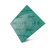 Пароніт безазбестовий Gambit AF-OIL (аналог - пароніт маслобензостійкий МБС)