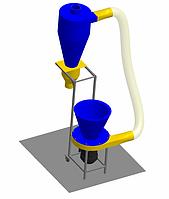 Универсальный дробильный агрегат ДР-500 (измельчитель)