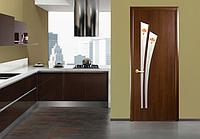 Межкомнатные двери Новый Стиль и ламинат Grun Holz в интерьере У нас вы можете купить двери,ламинат с доставкой по Украине