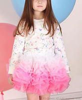 Необычная пышная юбка, фото 2