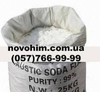 Сода каустическая (натрий едкий) чешуированный