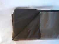 Ткань костюмно-джинсовая, темные цвета, плотная  №24 остатки