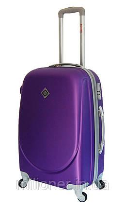 Чемодан Bonro Smile (небольшой) фиолетовый, фото 2