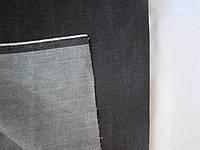 Ткань джинсовая сине-серая плотная №14А асортимент оттенков