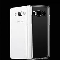 Ультратонкий 0,3 мм чехол для Samsung Galaxy A5 A500 прозрачный