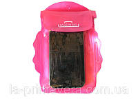 Аквабокс - водонепроницаемый чехол для телефона Розовый