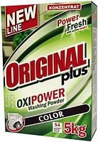 Стиральный порошок Original Plus (для цветного) 5 кг