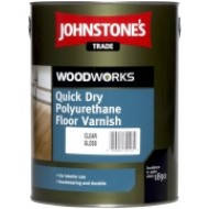 Quick Dry Floor Varnish Satin Лак для пола водорозчиний. пол. матов., 5л