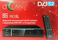 Спутниковый тюнер uClan (U2C) B6 FULL HD METAL