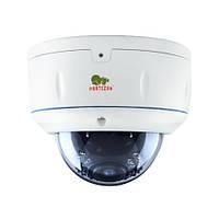 Купольная варифокальная IP камера Partizan IPD-VF4MP-IR POE v1.1, 4 Мп