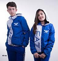 Подростковая осенняя куртка