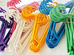 Пластиковые вешалки