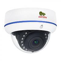 Купольная варифокальная IP камера Partizan IPD-VF2MP-IR POE v1.1, 2 Мп