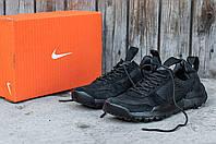 Кроссовки мужские Nike x Tom Sachs' Mars Yard 2.0, Черные, Замша, Сетка