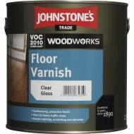 Floor Varnish Gloss Лак паркетний 5л на розчиннику глянц (Clear)