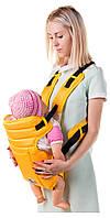 Рюкзак-переноска Кенгуру №12 620080 Умка, оранжевый